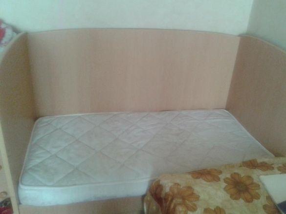 НОВА ЦЕНА !!!Бебешко легло на 2 нива