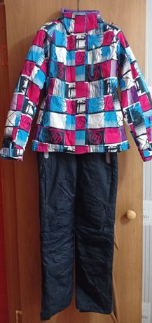 Женский лыжный костюм комбенизон 42-44 р.