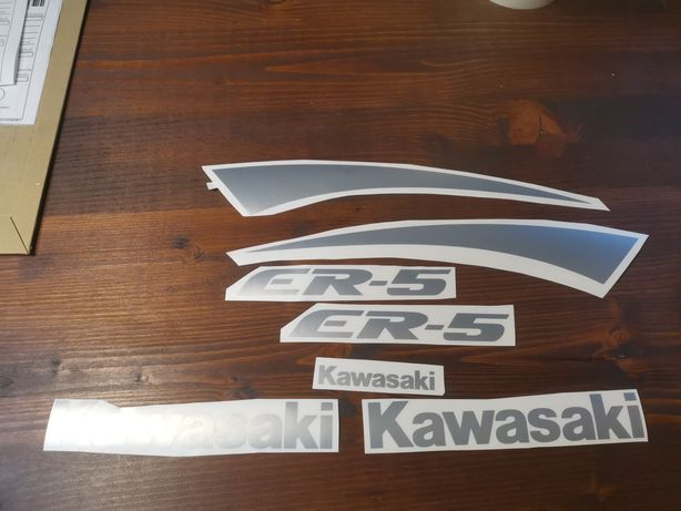 Kit stickere kawasaki er5