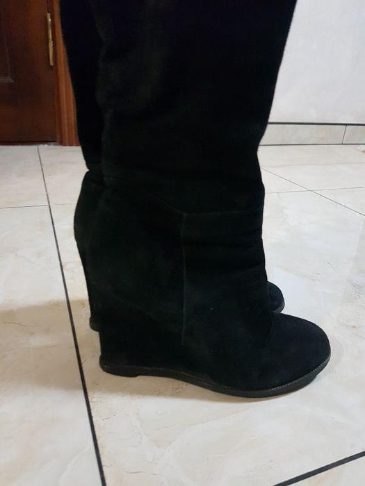 Зимняя обувь из замши Покровка - сурет 1
