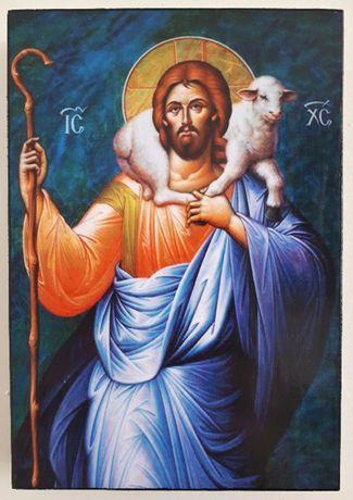 Икона на Исус Христос icona Isus Hristos, различни изображения