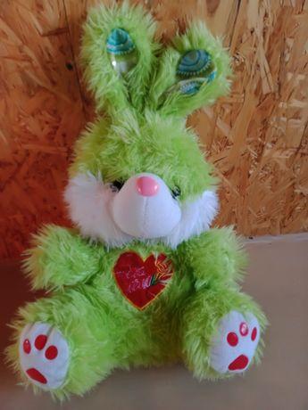 Мягкая игрушка зелёная