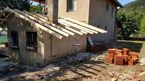 Ремонт на покриви 30% отстъпка за септември