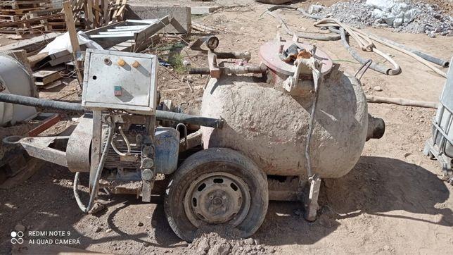 Агрегат для стяжки