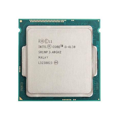 Процессор I3 4130.