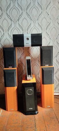 Продам аудио систему BBK