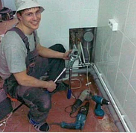 Услуги квалифицированного слесаря сантехника и сварщика