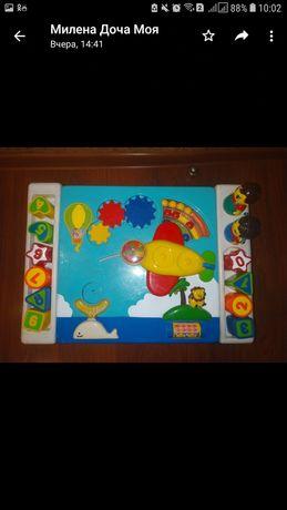 Игровой столик-сортер