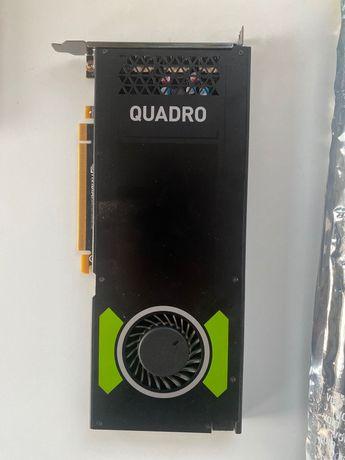 Placa video QUADRO P4000, 8GB GDDR5, 256 biti