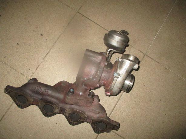 Turbina turbosuflanta Opel Zafira B Astra H motor 1,7 cdti Z17DTR