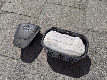 Kit Airbag Opel Astra J Volan + Pasager