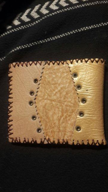Vand portofel din piele