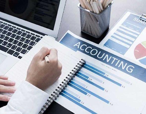 Бухгалтерские услуги, Сдача налоговой отчетности