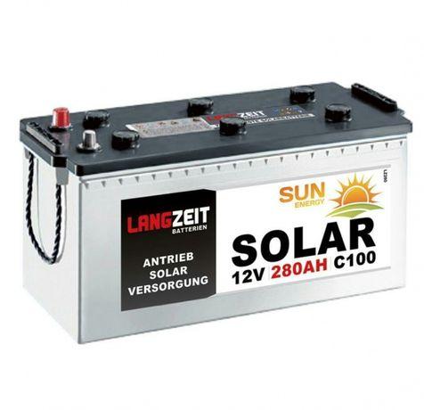Acumulator solar 280 Ah / 12 v