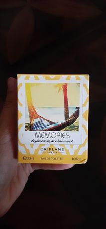 Парфюмерная вода Memories от Oriflame