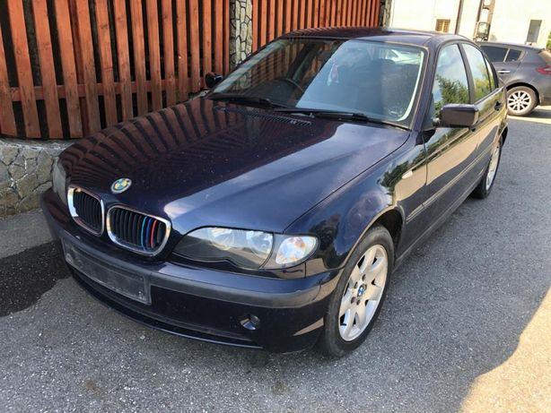Dezmembrez BMW E46 316i