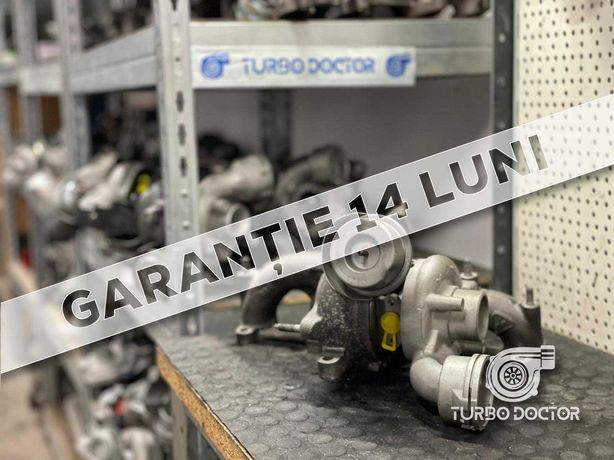 Turbina Turbo Volkswagen Golf 5 Passat b6 Touran Sharan 1.9 105 cai BK