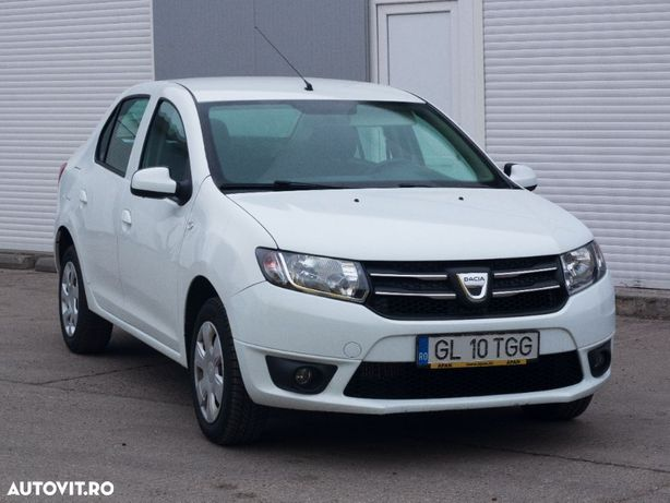 Dacia Logan Model Laureatte Full Euro 6