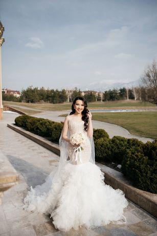 Свадебное платье Наиль Байкучуков