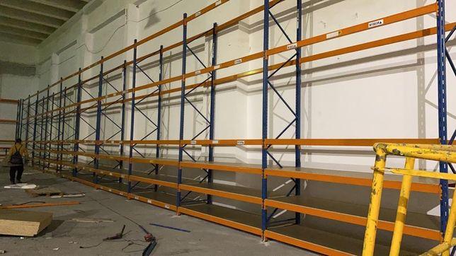 Vând rafturi metalice profesionale lichidare de stoc la super preț