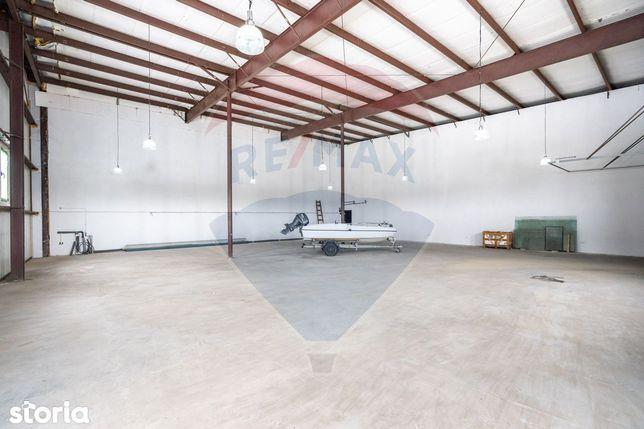 Spatiu industrial 800 mp hala/ birouri/ showroom  Sos. Odai
