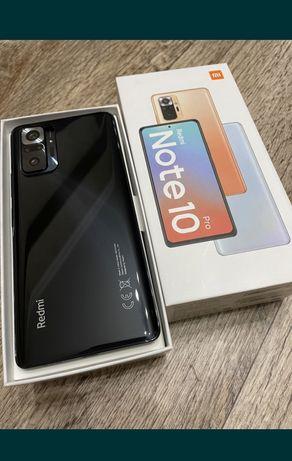 Xiaomi Redmi  Note 10 pro.    128 gd