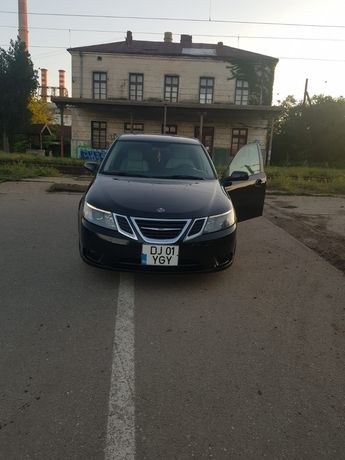 Saab 9_3 Ttid Vector