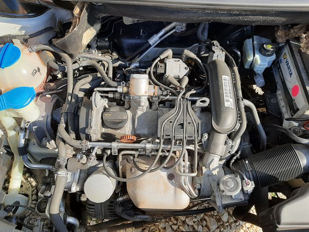 Motor vw caddy 1.2 benzina euro 5 63kw