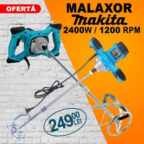 Malaxor Mortar Makita 2400W 1200Rpm 6viteze Profesional Mixer Amestec