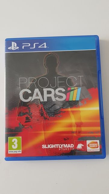 Project Cars PS4 PlayStation 4