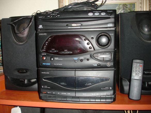 Стерио система Philips модел FW 352C