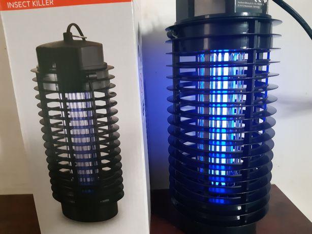 Aparat protectie antitantari lampa UV capcana insecte Nou