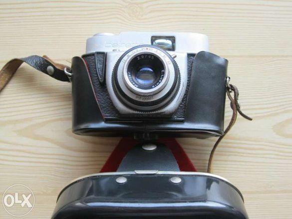 Немски фотоапарат ''Beier'' със светкавица