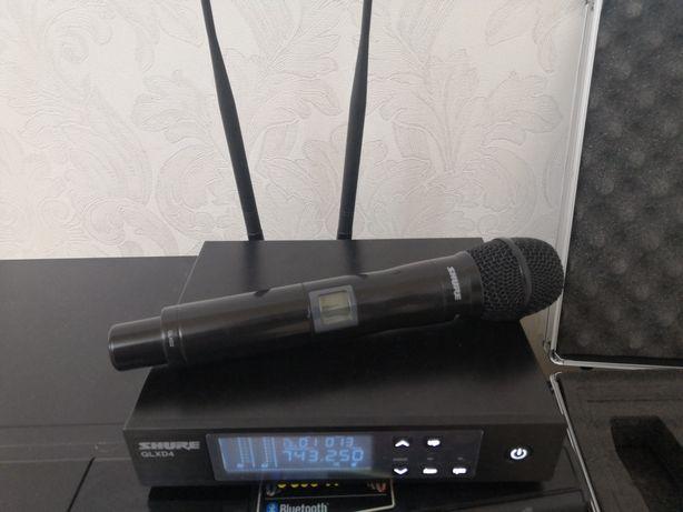 Продам микрофон шура