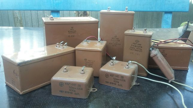 Конденсаторы,резисторы