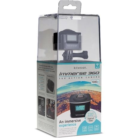 Camera Video Outdoor KitVision 360 Immerse wireless