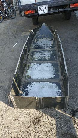 Продам дюралевую лодку
