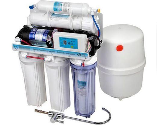 Фильтр для воды Dicuan ремонт и обслуживание. Kaspi RED