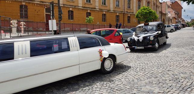 Limuzina clasica / masina epocă