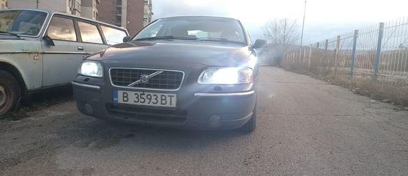 Volvo S60 2005 D5 автоматик ЧАСТИ!!!