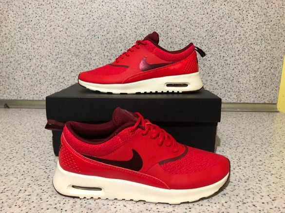 ОРИГИНАЛНИ *** Nike Air Max Thea / Action Red / Red / Sail