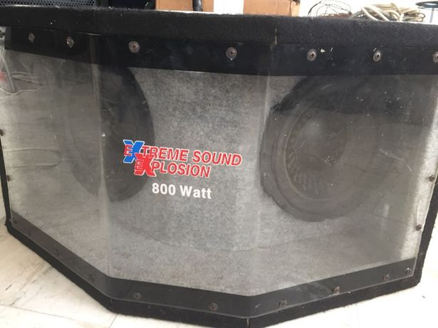 Bass Extreme Sound Explosion 800 W