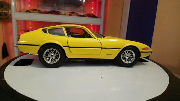 Метални колички 1 18 Ferrari 365 GTB 4 Daytona 69