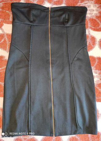 Черна рокля- размер XL