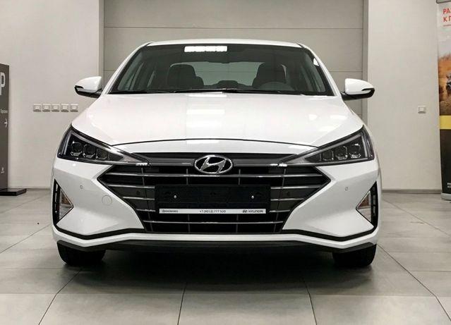 бампер на Hyundai Elantra 18-20/Хюндай Елантра 18-20