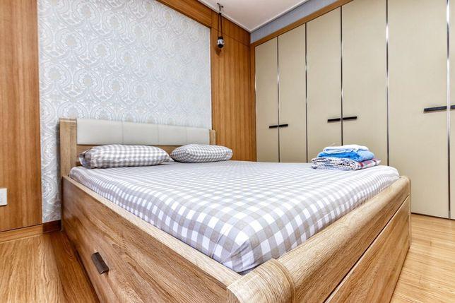 комнатная квартира по суточно класса люкс