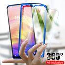 Кейс 360° градуса мат за Samsung Galaxy M10 M20 A10 A40 A50 A70 A7 A8