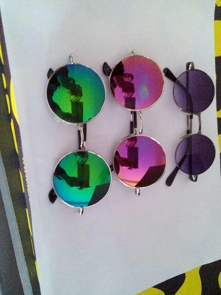 Ретро Vintage кръгли очила