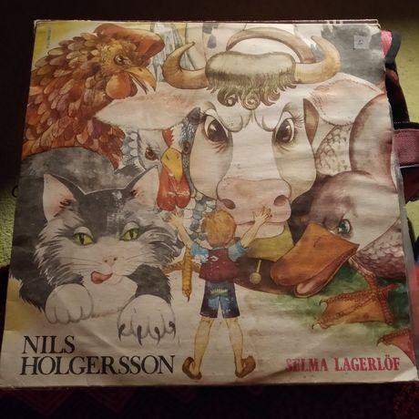 Rar! Nils Holgersson - Lagerlof Vinil/Vinyl Povesti Teatru Electrecord