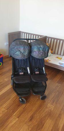 Детска количка MOUNTAIN BUGGY за близнаци